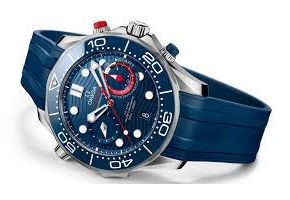 Omega Seamaster Diver 300M Americas Cup Chronograph