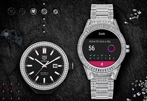 TAG Heuer показал самые дорогие «умные» часы