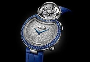 Новая версия часов Jaquet Droz Lady 8 Flower
