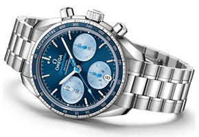Часы Omega Speedmaster 38 mm Orbis