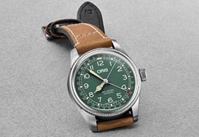 1931 экземпляров Oris Big Crown D.26 286 HB-RAG