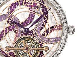 Montblanc ExoTourbillon Jewellery Motif Serpent Limited Edition 18
