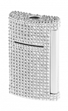 S.t.dupont Зажигалка Minijet 10090 3,2 x 5,5 x 1,2