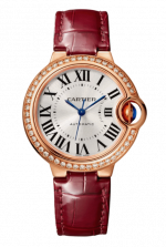 Cartier Ballon Bleu De Cartier WJBB0033 BALL BLUE 33 MM 33