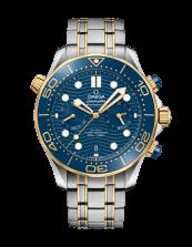 Omega Seamaster 21020445103001 44