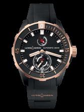 Ulysse Nardin Diver 1185-170-3/BLACK 44