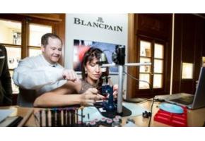 Презентация Blancpain в бутике Галерея Времени г. Краснодар